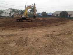 Tiến độ thi công dự án KDC Tân Phú Hưng