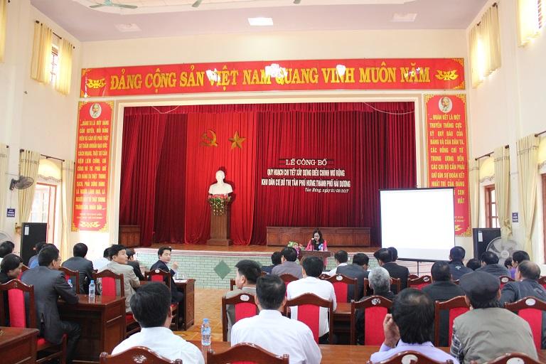 Mở rộng khu dân cư đô thị Tân Phú Hưng thêm 38 ha