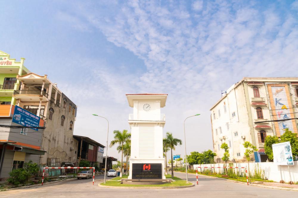 Thông báo mở bán Quỹ đất liền kề Khu dân cư thương mại dịch vụ phía Bắc đường Nguyễn Lương Bằng - TP. Hải Dương